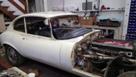 E-Type Jaguar Series 3 V12 Coupe