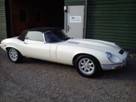 E-Type Jaguar Series 3 V12 Roadster
